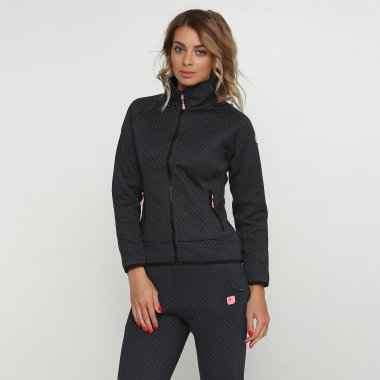 Кофты eastpeak Women`S Knitted Fulzip Jacket - 113283, фото 1 - интернет-магазин MEGASPORT