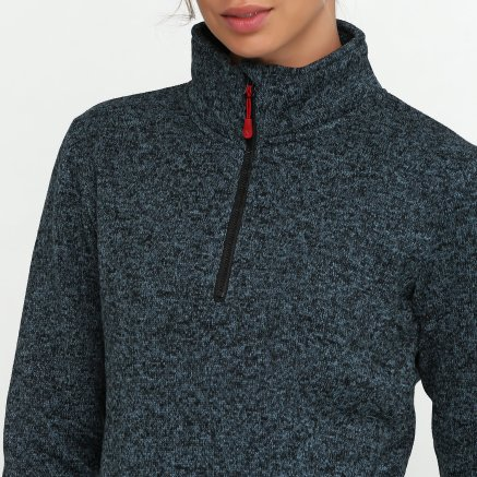 Кофта East Peak women's knitted halfzip jaket - 113284, фото 3 - интернет-магазин MEGASPORT