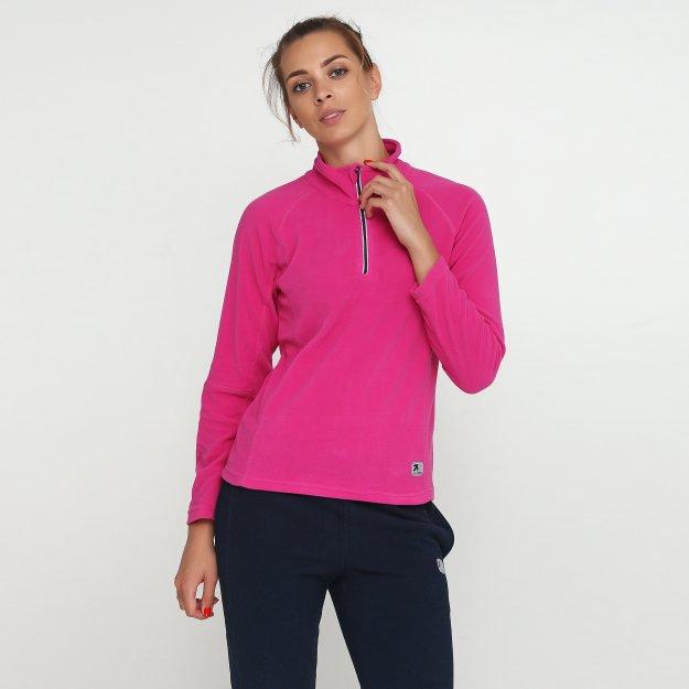 Кофта East Peak women's light halfzip jacket - MEGASPORT