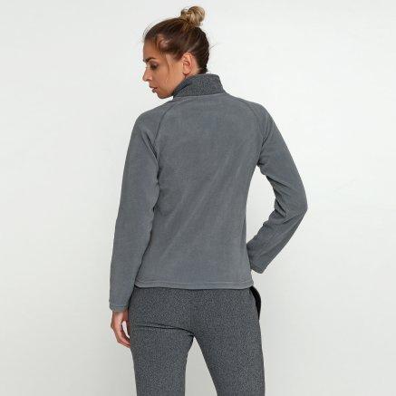 Кофта East Peak women's light halfzip jacket - 113287, фото 2 - інтернет-магазин MEGASPORT
