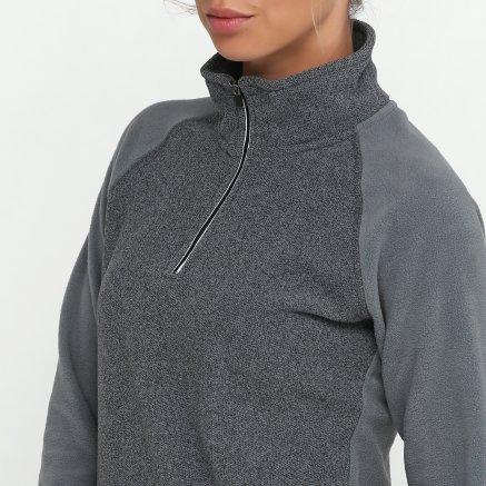 Кофта East Peak women's light halfzip jacket - 113287, фото 3 - інтернет-магазин MEGASPORT