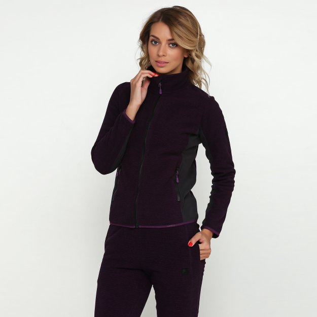 Кофта East Peak Women's Thick Fleece Fulzip  Jacket - MEGASPORT