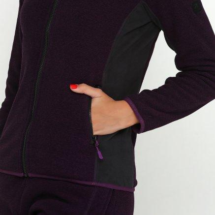Кофта East Peak Women's Thick Fleece Fulzip  Jacket - 113288, фото 4 - інтернет-магазин MEGASPORT
