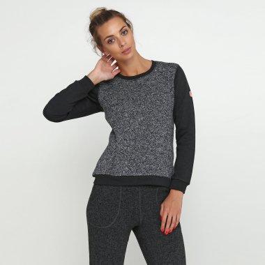 Кофты eastpeak women`s combined sweatshirt - 113290, фото 1 - интернет-магазин MEGASPORT