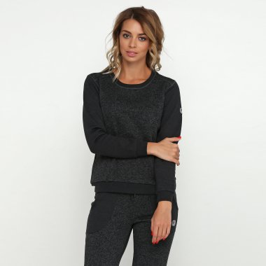 Кофты eastpeak Women`S Combined Sweatshirt - 113291, фото 1 - интернет-магазин MEGASPORT