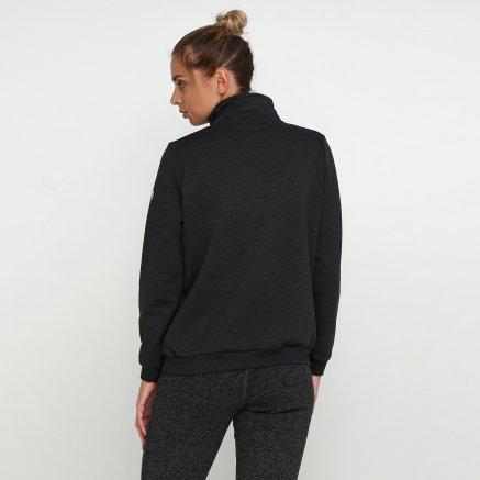 Кофта East Peak women's halfzip with kangoo pocket - 113293, фото 2 - интернет-магазин MEGASPORT