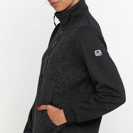 Кофта East Peak women's halfzip with kangoo pocket - 113293, фото 3 - интернет-магазин MEGASPORT