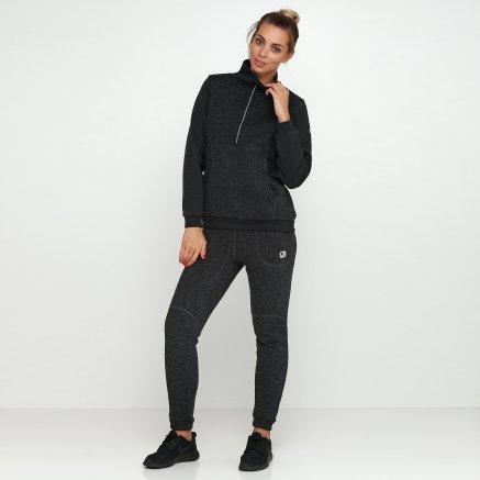 Кофта East Peak women's halfzip with kangoo pocket - 113293, фото 4 - интернет-магазин MEGASPORT