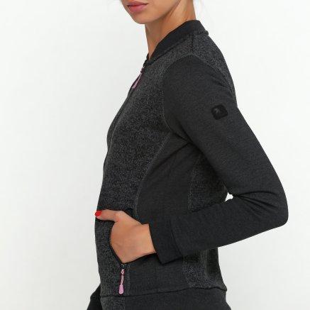 Кофта East Peak women's combined fulzip jacket - 113294, фото 3 - інтернет-магазин MEGASPORT