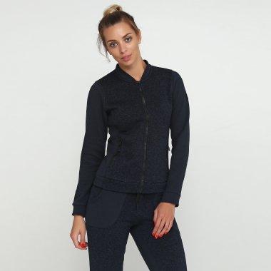 Кофты eastpeak women's combined fulzip jacket - 113295, фото 1 - интернет-магазин MEGASPORT