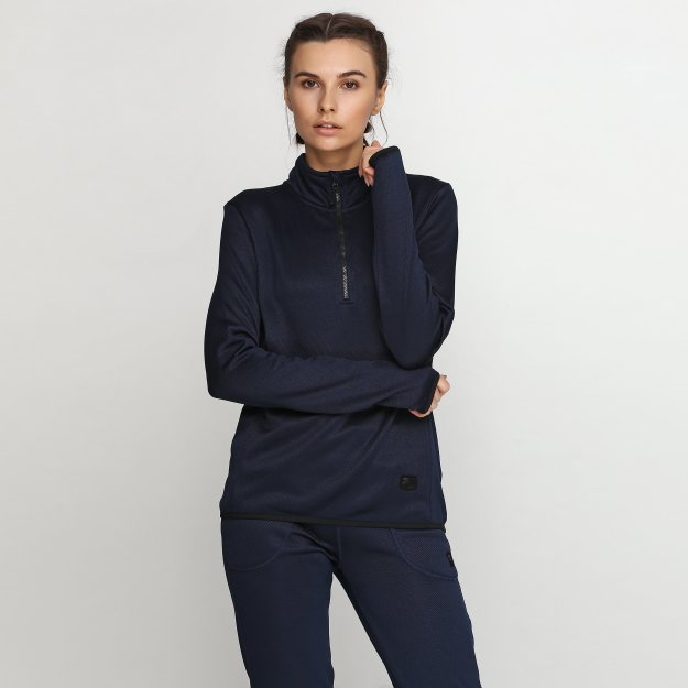 Кофта East Peak Women's Knitted Halfzip Jacket - MEGASPORT