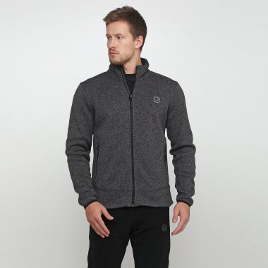 Кофты eastpeak Men's Knitted Fleece Jacket - 120704, фото 1 - интернет-магазин MEGASPORT