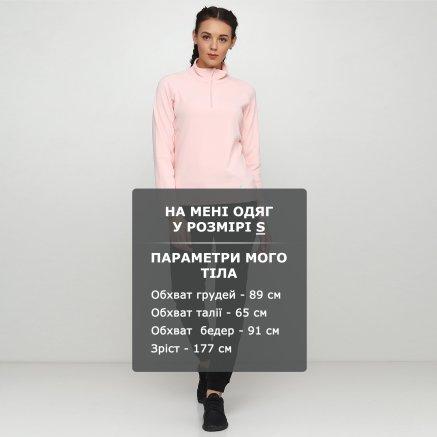 Кофта East Peak Women's Light Halfzip Jacket - 120720, фото 6 - интернет-магазин MEGASPORT