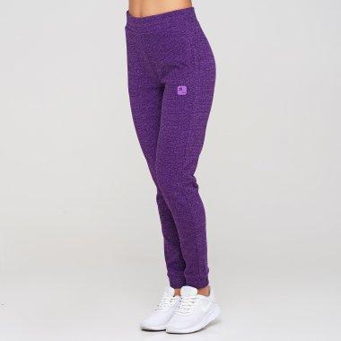 Спортивные штаны eastpeak Women's Fleece Cuff Pants - 127047, фото 1 - интернет-магазин MEGASPORT
