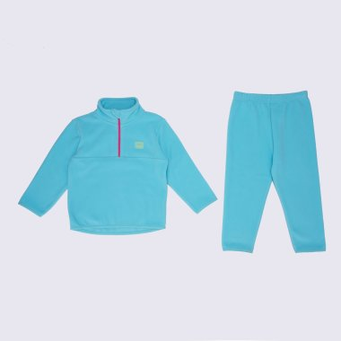 Спортивные костюмы eastpeak Kids Halfzip Jacket And Pants - 126995, фото 1 - интернет-магазин MEGASPORT