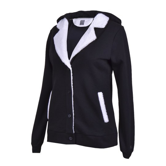 Кофта Champion Hooded Full Buttoned Top - фото
