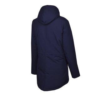 Куртка-пуховик Champion Hooded 3/4 Duck Down Jacket - фото 2