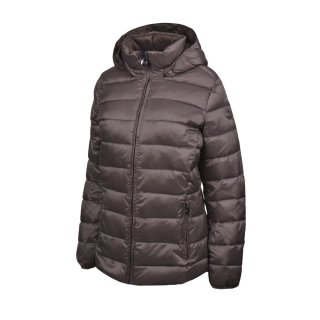 Куртка-пуховик Champion Detachable Hood Duck Down Jacket - фото 1