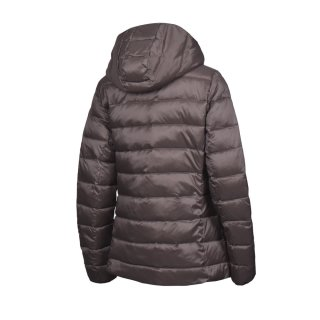 Куртка-пуховик Champion Detachable Hood Duck Down Jacket - фото 2