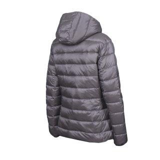 Куртка-пуховик Champion Detachable Hood Duck Down Jacket - фото 2