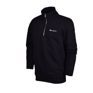 Кофта Champion Half Zip Sweatshirt - фото 1