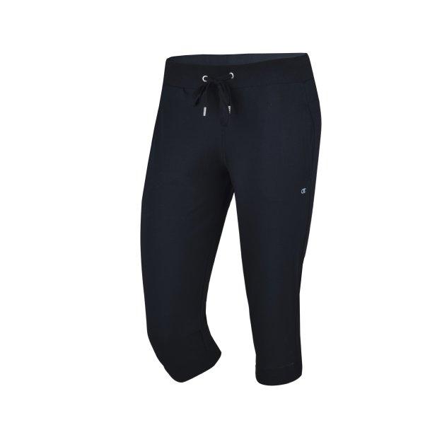 Капри Champion 3/4 Rib Cuff Pants - 84803, фото 1 - интернет-магазин MEGASPORT
