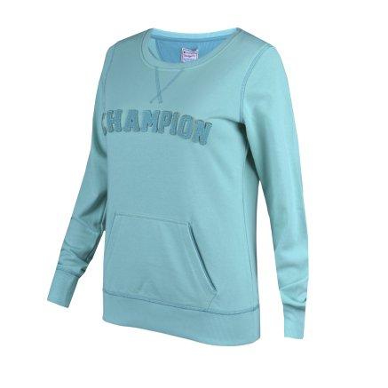 Кофта Champion Crewneck Sweatshirt - 84641, фото 1 - интернет-магазин MEGASPORT