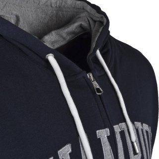 Кофта Champion Hooded Full Zip Sweatshirt - фото 3