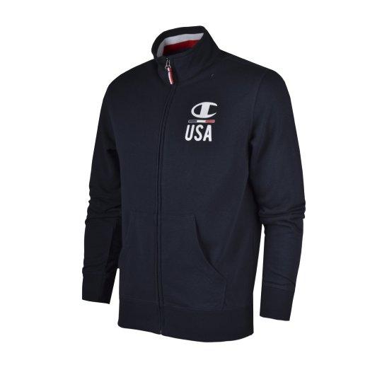Кофта Champion Full Zip Sweatshirt - фото