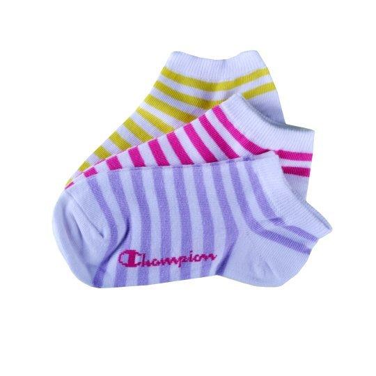 Шкарпетки Champion 3PP Ghost Socks - фото