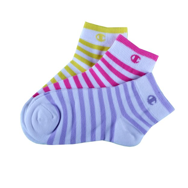 Носки Champion 3pp Short Socks - MEGASPORT