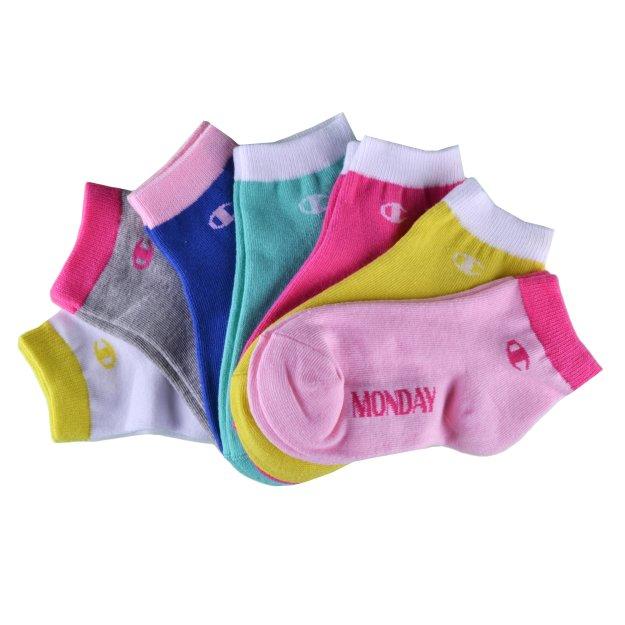 Шкарпетки Champion 7pp Short Socks - MEGASPORT