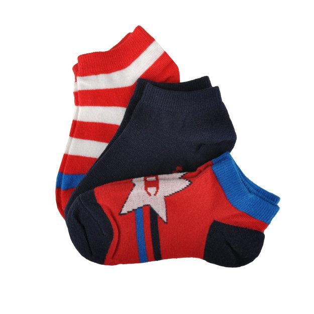 Носки Champion 3pp Ghost Socks - MEGASPORT