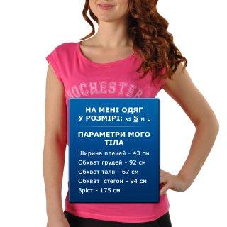Футболка Champion Crewneck T'Shirt - фото 4