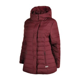 Куртка-пуховик Champion Hooded Duck Down Jacket - фото 1