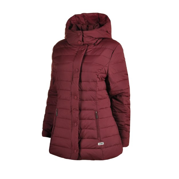 Пуховик Champion Hooded Duck Down Jacket - MEGASPORT