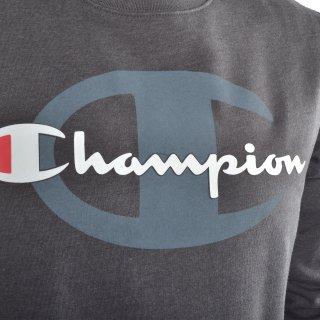 Кофта Champion Crewneck Sweatshirt - фото 3