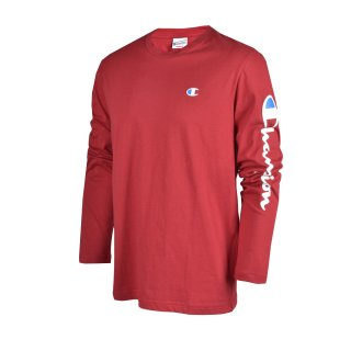 Футболка Champion Long Sleeve Crewneck T'shirt - фото 1