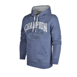 Кофта Champion Hooded Sweatshirt - фото 1
