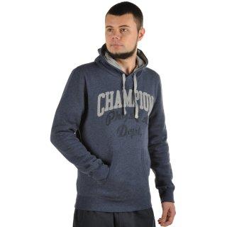 Кофта Champion Hooded Sweatshirt - фото 7