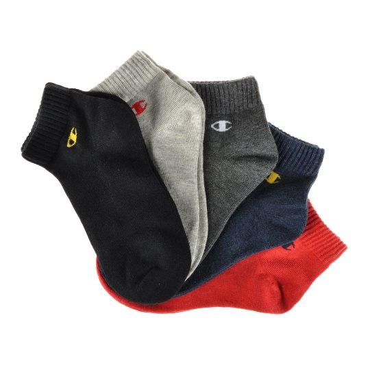 Шкарпетки Champion 5PP Short Socks - фото