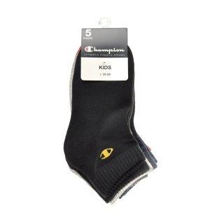 Шкарпетки Champion 5PP Short Socks - фото 2