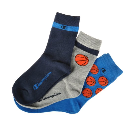 Шкарпетки Champion 3PP Crew Socks - фото