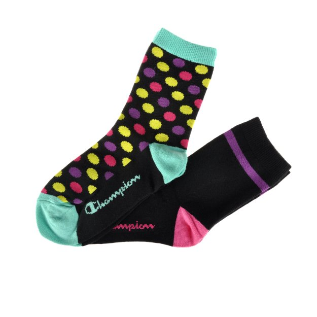 Шкарпетки Champion 2PP crew socks - 87696, фото 1 - інтернет-магазин MEGASPORT