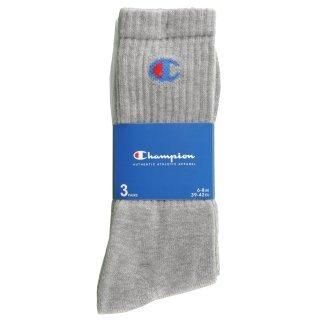 Шкарпетки Champion 3pk Crew Socks - фото 3
