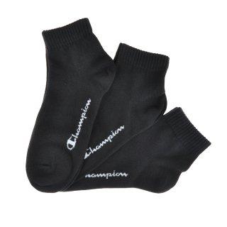 Шкарпетки Champion 3pk Quarter Socks - фото 1