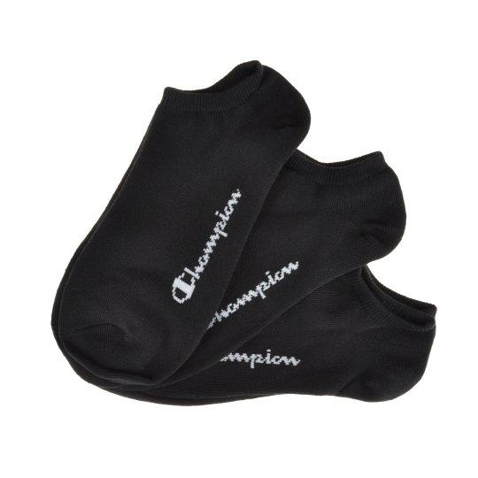 Шкарпетки Champion 3pk Sneaker Socks - фото