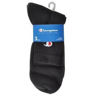 Шкарпетки Champion 3pk Short Crew Socks - фото 3
