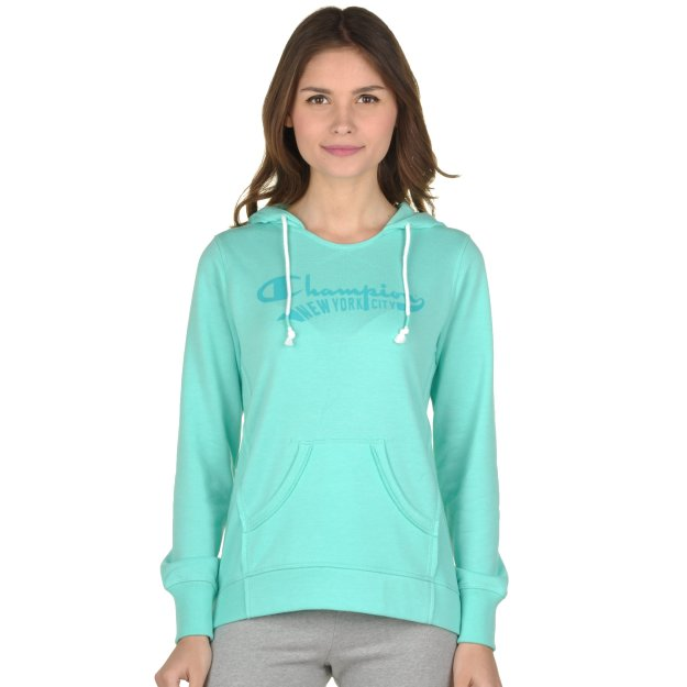 Кофта Champion Hooded Sweatshirt - 92858, фото 1 - інтернет-магазин MEGASPORT