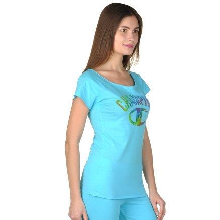 Футболка Champion Boat Neck T'shirt - 92692, фото 4 - інтернет-магазин MEGASPORT